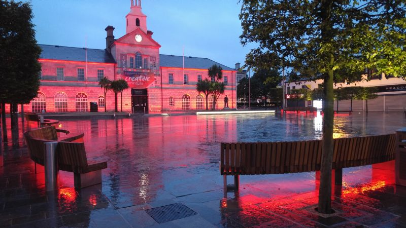 Conway Square, Newtownards