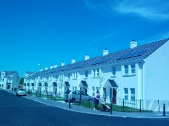 Burren Meadows Social Housing