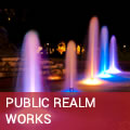 Public Realm Works