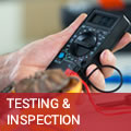 Testing and Inspection